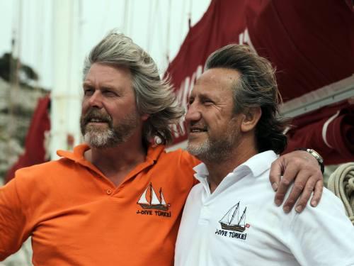Jürgen und Ahmet